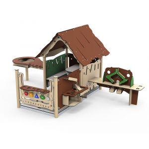 Explore speelhuis, Tobi