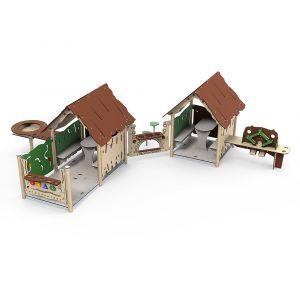 Explore speelhuis, Nora