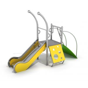 RVS klimtoestel voor kleine kinderen